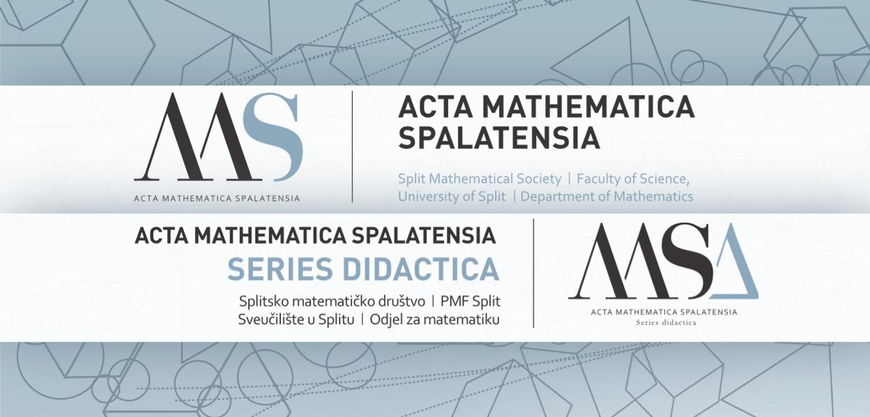 Acta Mathematica Spalatensia