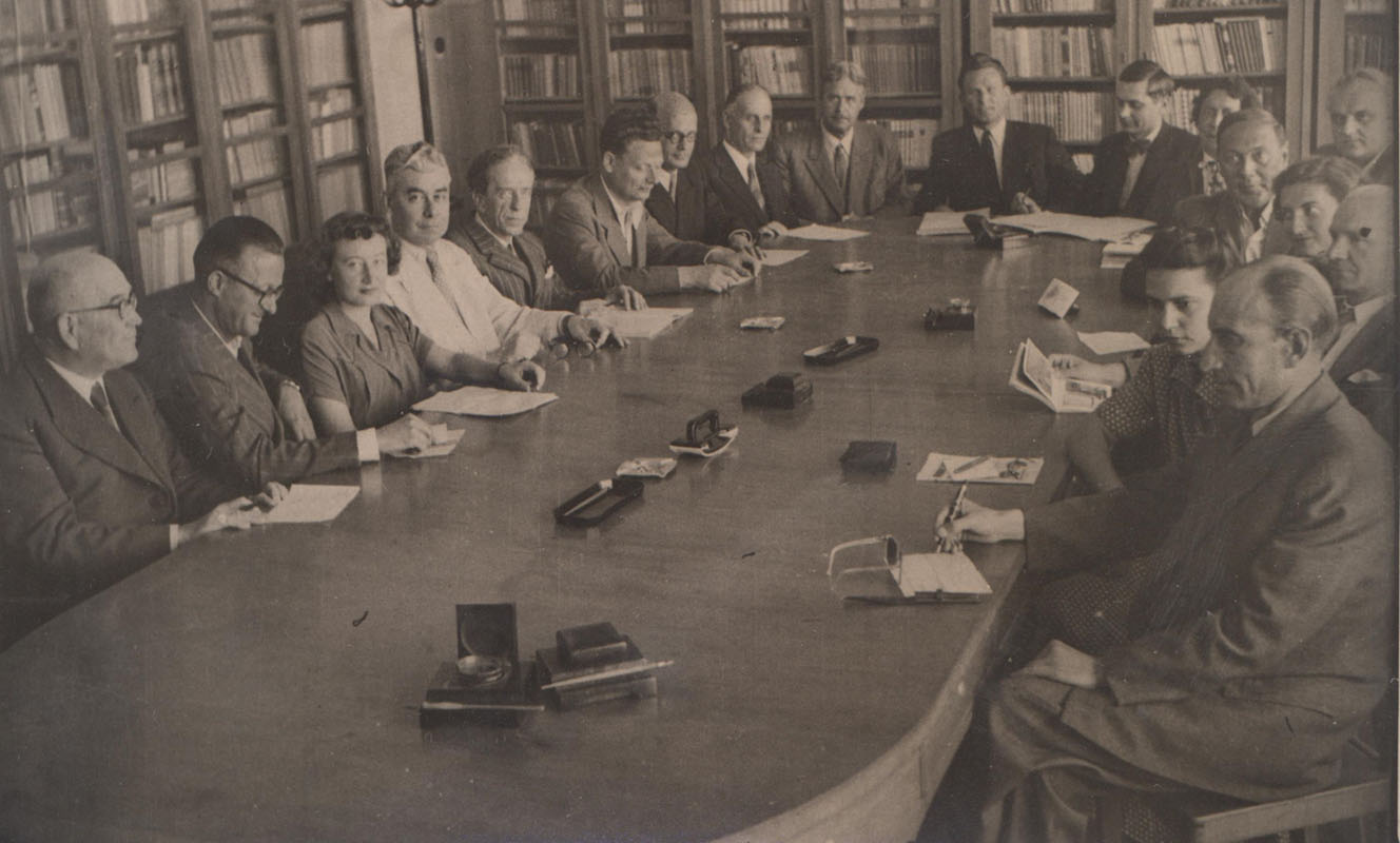 Profesorsko vijeće 1952